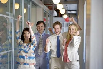Workplace incentives encourage employees to work harder.