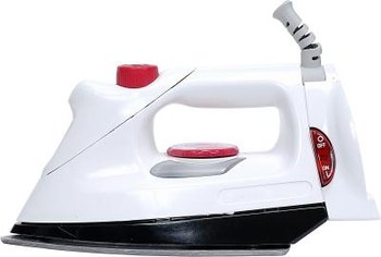 Drain excess water out of your iron before putting it away.