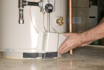 You can limit or stop water heater condensation.