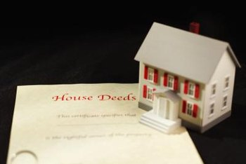 Deed of trust trustees initiate foreclosures at the behest of lenders.