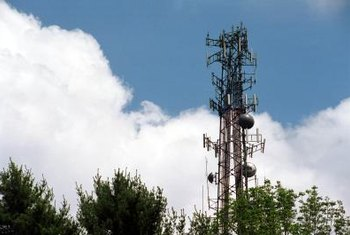 Issues with a cellphone tower can cause a gateway error.