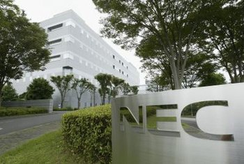NEC Corporation furthers progress on its devices at its research labs in Tsukuba, Japan.