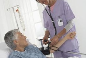 Nurse assistants often work in nursing care homes or senior care facilities.