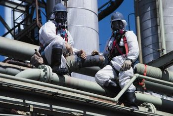 Asbestos inspector certification training teaches the hazards of asbestos exposure.