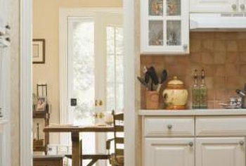 Add charm to any kitchen with stylish pantry doors.