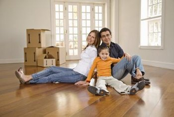 Home ownership can lead to future financial security in certain instances.