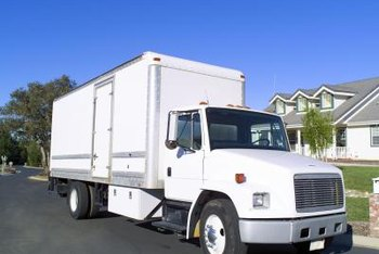 Rental trucks offer business owners flexibility and cost-effective moving transportation.