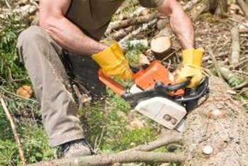 When a Stihl clutch slips, usually the shoes have to be replaced.