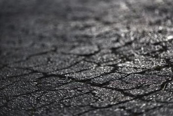 Asphalt cracks and buckles without a strong, compacted foundation.