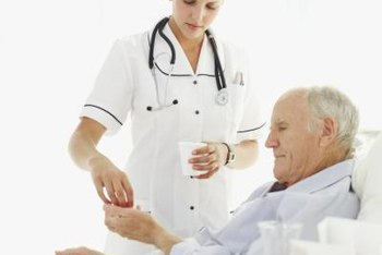 Medication technicians work in skilled nursing facilities.