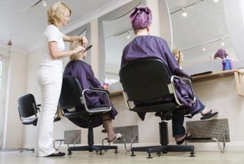 The way you treat clients determines whether they return to your salon.