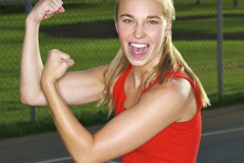 The right weight-loss regimen can quickly slim down your arms.