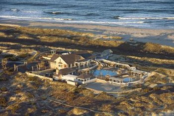 North Carolina's Cape Fear area is home to several timeshare resorts