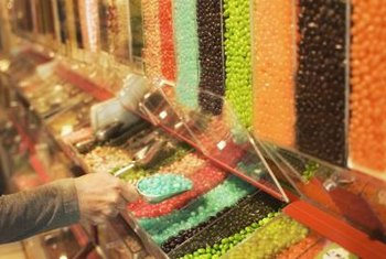 Sugar cravings fuel the candy industry.