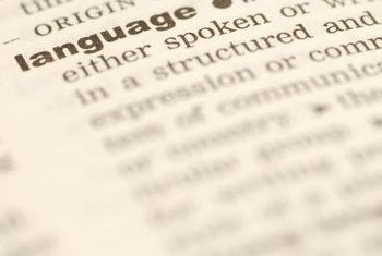 Linguistic Anthropology studies aspects of language usage, language structure and culture.