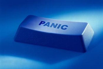 Instead of hitting the panic button in a crisis, plan for it.