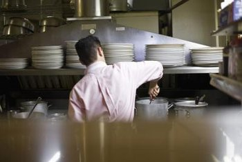 A bachelor's degree in culinary arts may not lead to a pay raise.