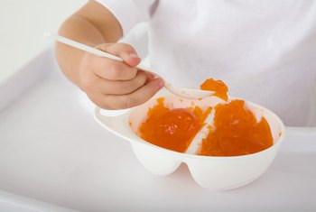 Gelatin is used for different reasons in a variety of foods.