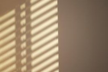 Test your work by opening the blinds after remounting them.