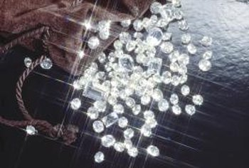 Diamond metallurgists refine diamonds for commercial or manufacturing uses.