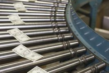 Standardized processes improve manufacturing efficiency.