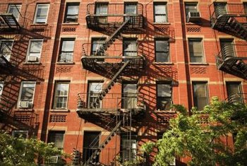 It can be hard to find an apartment building to buy unless you know where to look.