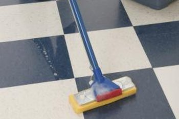 Clean your floor regularly to maintain its appearance.