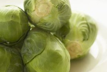 A cup of Brussels sprouts contains just 37 calories.