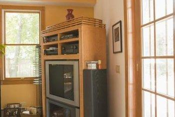 Build doors for almost any entertainment console.