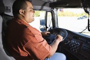 Union truck drivers earn more in New York and Washington, D.C.
