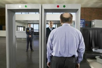 Careers in airport security form part of DHS's complex mission.