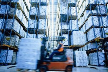 A properly designed and maintained warehouse is integral to an efficient operation.