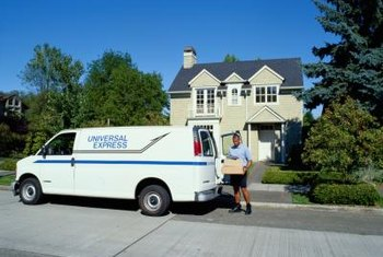 The cost of a delivery truck may be a deductible business expense.