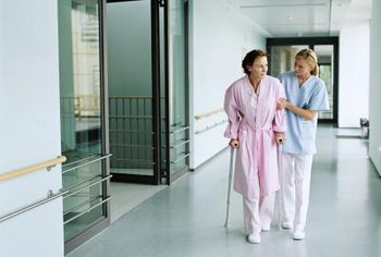 Nurse case managers help patients find the medical services they'll need after hospitalization.