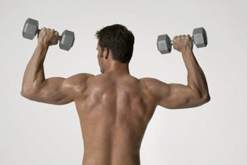 Strengthening your rhomboids, trapezius and lats helps prevent muscle imbalances.