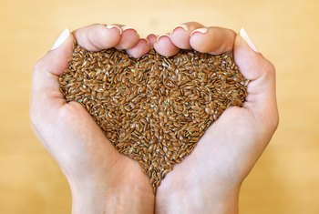 Choose ground flax over whole seeds to maximize health benefits.