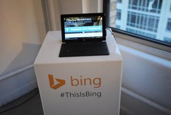 Submit your site map to Bing using one of three methods.