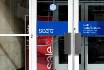 Sears provides official service centers for Kenmore appliances.