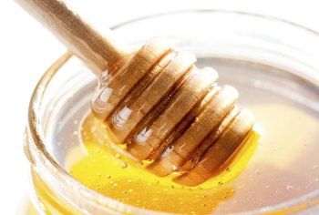 Glucose is found naturally in honey and other sweeteners.