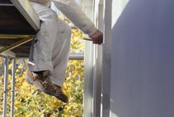 Liability insurance protects painting contractors when an accident happens.