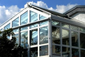 Conservatory roof leak repair isn't beyond a handy homeowner's ability.