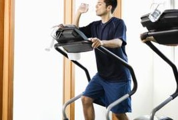 Ellipticals with rear-drives have a stable base.