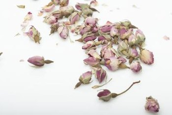Dried flowers provide year-round blooms for your home.