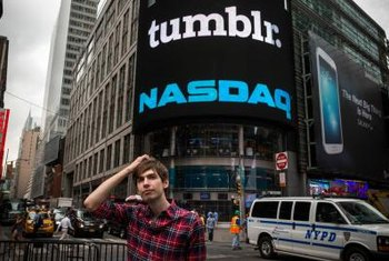 Tumblr is now one of the world's biggest blogging platforms.