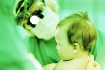 Neonatal surgeons perform operations on babies and infants.
