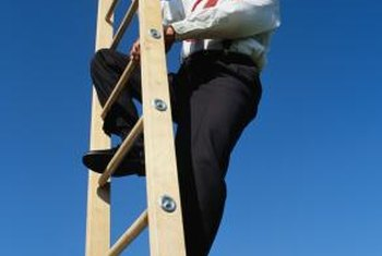 Job promotion announcements help to chart your climb up the career ladder.