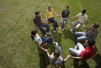 Peer counselors are also often referred to as peer specialists.