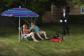 Stop mowing your lawn and start enjoying it.