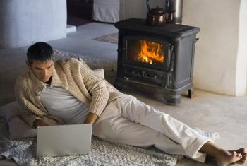 Using a laptop close to an open flame will make its temperature dangerously high.
