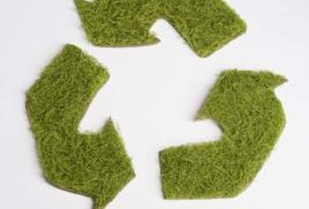 Choose recycled building products to reduce environmental impact.